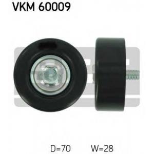 SKF VKM 60009 SKF CHEVROLET Ролик паразитный Epica 2,0-2,5 05-