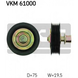 SKF VKM 61000 Ролик модуля натягувача ременя