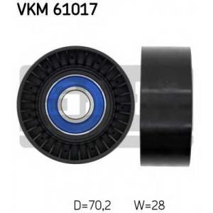 Паразитный / ведущий ролик, поликлиновой ремень vkm61017 skf - LEXUS IS II (GSE2_, ALE2_, USE2_) седан 200d