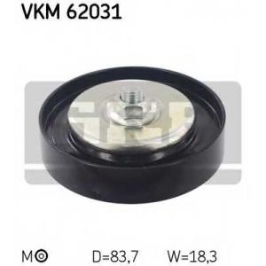 SKF VKM 62031 Ролик модуля натягувача ременя