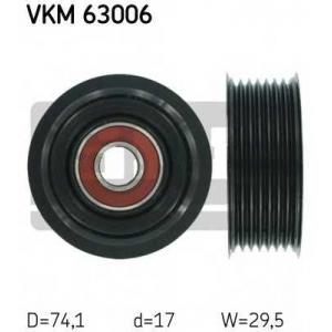 SKF VKM63006 Sz?jt?rcsa/vezet? g?rg?