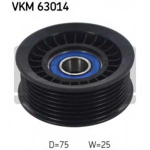 SKF VKM 63014 Ролик модуля натягувача ременя