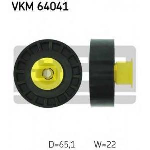 SKF VKM 64041 Паразитный / ведущий ролик, поликлиновой ремень