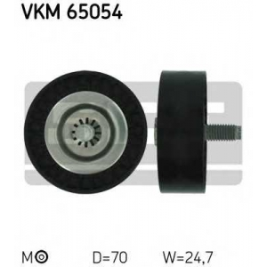 SKF VKM65054 Ролик паразитний DODGE/MITSUBISHI/PEUGEOT Caliber/Lancer/Outlander/4007 \1,8/2,8L \06>>