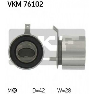 SKF VKM76102 Ролик ременя грм натяжний CHEVROLET/DAEWOO/SUZUKI Aveo/Matiz/Spark/Tico \0,7/1,2L \92>>