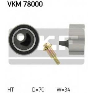 Натяжной ролик, ремень ГРМ vkm78000 skf - SUBARU LEGACY I (BC) седан 1800 4WD