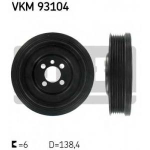 SKF VKM 93104 Шків ременя