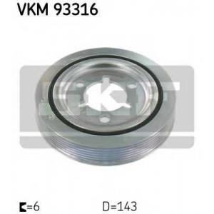 SKF VKM93316 Шкив SKF