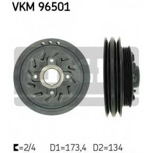 SKF VKM96501 Belt pulley, crankshaft