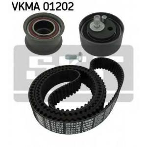 SKF VKMA 01202 Ремінь ролик комплект