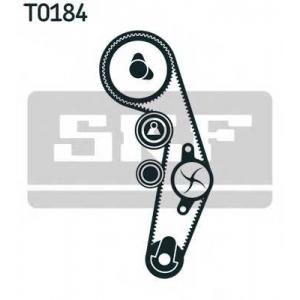 SKF VKMA 01250 Ремінь ролик комплект