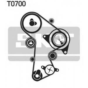 SKF VKMA 01263 Ремінь ролик комплект