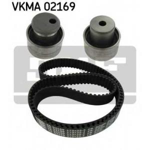 SKF VKMA 02169 Ремінь ролик комплект