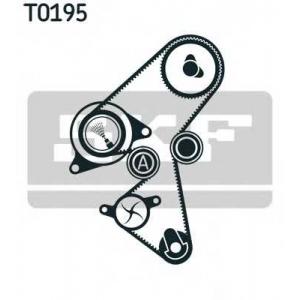 SKF VKMA 03316 Роликовий модуль натягувача ременя (ролик, ремінь)