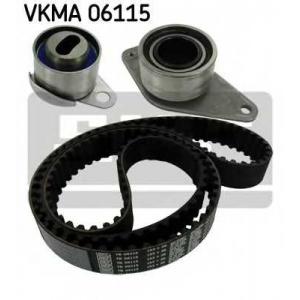 SKF VKMA06115 Комплект ремня ГРМ