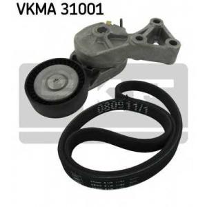SKF VKMA 31001 Поликлиновой ременный комплект