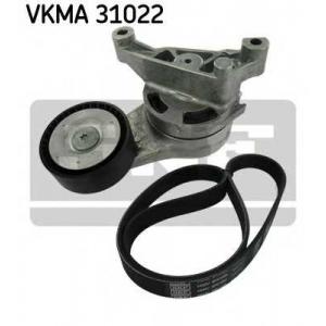 SKF VKMA31022 Поликлиновой ременный комплект