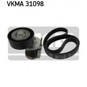 SKF VKMA31098 Комплект клиновых ремней (с роликами)