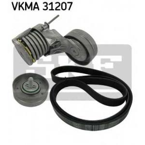 SKF VKMA31207 Поликлиновой ременный комплект