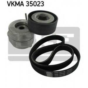 SKF VKMA35023 Belt  kit + pulley