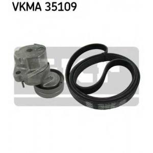 SKF VKMA35109 Поликлиновой ременный комплект