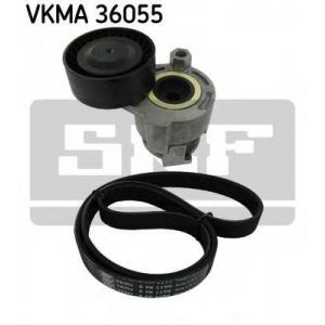 SKF VKMA 36055 Поликлиновой ременный комплект (Пр-во SKF)