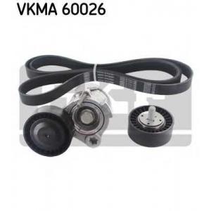 SKF VKMA60026 ZESTAW ROZRZ?DU (Z PASKIEM) CHEVROLET