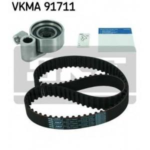 SKF VKMA 91711 Ремінь ролик комплект