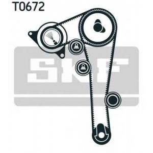 SKF VKMA 92516 Ремінь ролик комплект