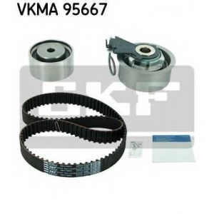 SKF VKMA 95667 Комплект ремня ГРМ