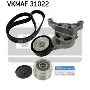 SKF VKMAF31022 Комплект клиновых ремней (с роликами)