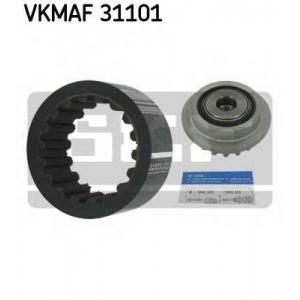 SKF VKMAF 31101 Роликовий модуль натягувача ременя (ролик, ремінь)