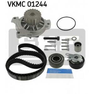 SKF VKMC01244 Комплект (ремень + ролик + водяной насос)