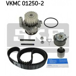 SKF VKMC 01250-2 Ремінь ролик помпа комплект