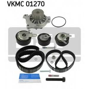 SKF VKMC 01270 Роликовий модуль натягувача ременя (ролик, ремінь, помпа)