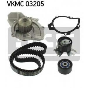 SKF VKMC03205 W.pump w timing belt kit