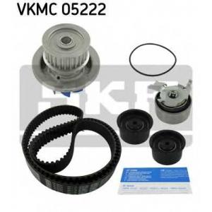 SKF VKMC 05222 Ремінь ролик помпа комплект