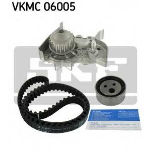 SKF VKMC 06005 Роликовий модуль натягувача ременя (ролик, ремінь, помпа)