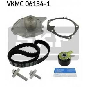 SKF VKMC 06134-1 Водяной насос + комплект зубчатого ремня