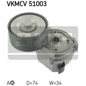 SKF VKMCV51003 Ролик натяжний