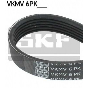 SKF VKMV6PK684 V-ribbed Belt