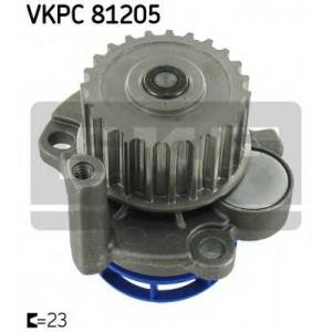 SKF VKPC 81205 Насос водяний