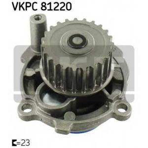 SKF VKPC 81220 Насос водяний