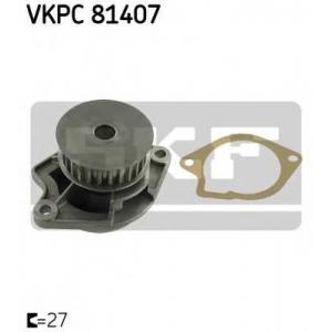 SKF VKPC 81407 Водяной насос