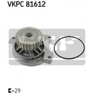 SKF VKPC 81612 Помпа водяна