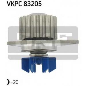 SKF VKPC 83205 Насос водяний