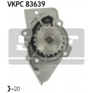 SKF VKPC 83639 Водяной насос SKF