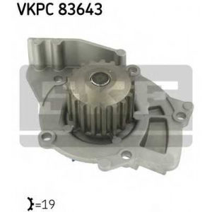 SKF VKPC 83643 Помпа водяна