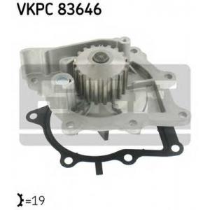 SKF VKPC 83646 Водяной насос