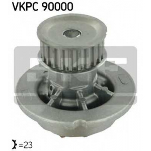 SKF VKPC 90000 Водяной насос